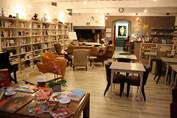 TEA HOUSE / BOOKSHOP Entrez libres