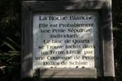 Roche blanche - Monteneuf - Morbihan Bretagne sud CDT56 - P GOUEZIN
