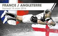 6 NATIONS : FRANCE / ANGLETERRE