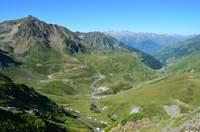 Grand Tourmalet - Col du Tourmalet-TDF 2012