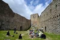 Visite guidée du château par un guide conférencier