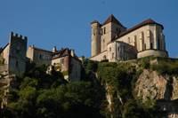 Eglise de Saint-Cirq Lapopie
