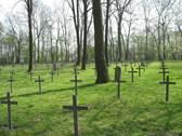 Meurchin - Monuments et Patrimoine culturel - Cimetière allemand de Meurchin