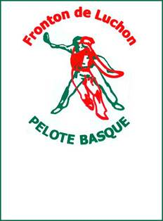 Logo Fronton Pelote Basque Luchon
