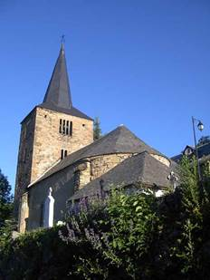 Eglise de Cathervielle
