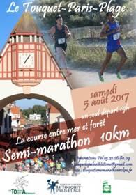 10km et semi-marathon
