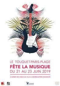 Le Touquet-Paris-Plage fête la musique