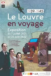Le Louvre en voyage 1939-1945