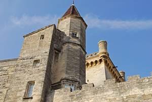 Visite du centre historique d'Uzès