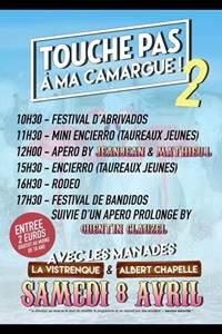 Touche pas à ma Camargue