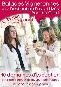 Balades vigneronnes au Domaine du Parc Saint-Charles