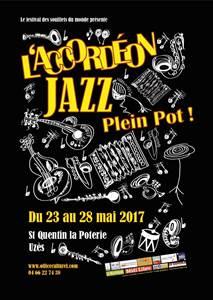 Festival de l'accordéon Plein Pot