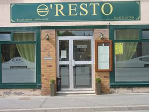 Angres - Restaurant - O'Resto