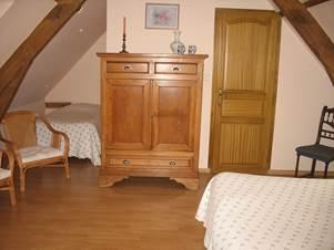 Ablain-Saint-Nazaire - Chambres d'hôtes - Ferme Auberge du Pré Molaine