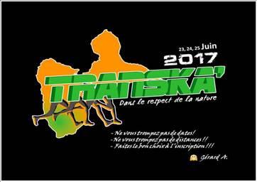 Photo : 5 ème édition TRANSKA 2017