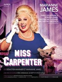 """Spectacle musical """"Miss Carpenter"""""""