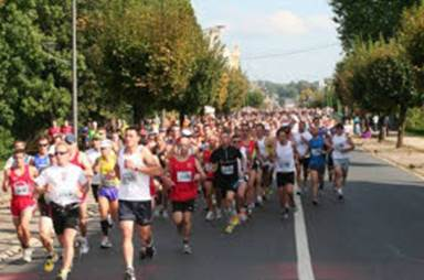 "Semi-marathon ""Sedan/Charleville"""