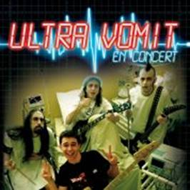 Ultra Vomit + Rage Against the Peppers + No Brain