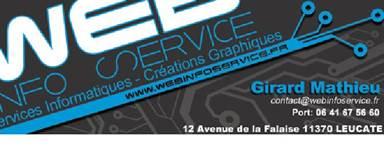 Web Info Service