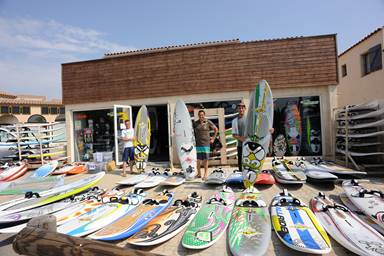 SURF SHOP Windsurf Leucate