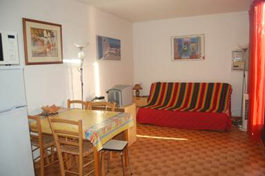 Appartement / 4 personnes / MARYSABLE