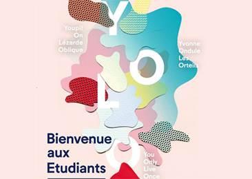 Animations à Poitiers pour les étudiants avec YOLO