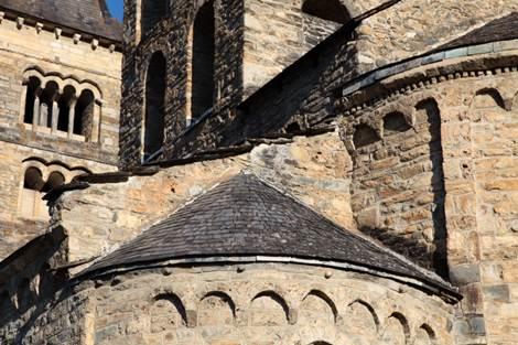 Eglise de Saint-Aventin Extérieur
