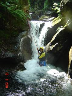 Canyon Pyrénées Aventure 1