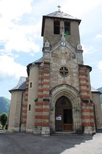 Eglise de Castillon-de-Larboust