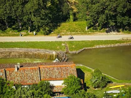 Ecluse de Renneville - Canal du Midi