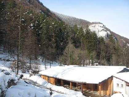 Gîte Skioura hiver