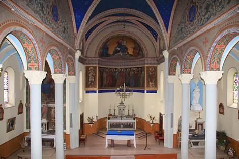 Eglise de Saint-Mamet