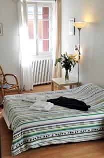 Chambre confort avec salle de bain