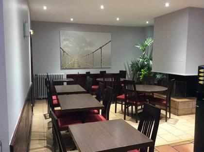 Salle petit-déjeuner Hôtel Le Céciré (ex. Concorde)