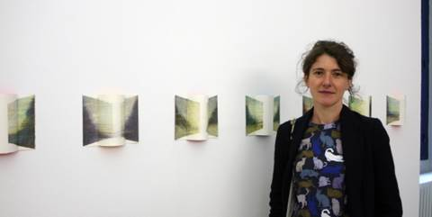 Exposition EMA - Œuvres de Mélanie Berger