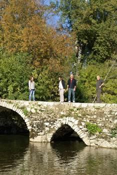 Montclus - Pont