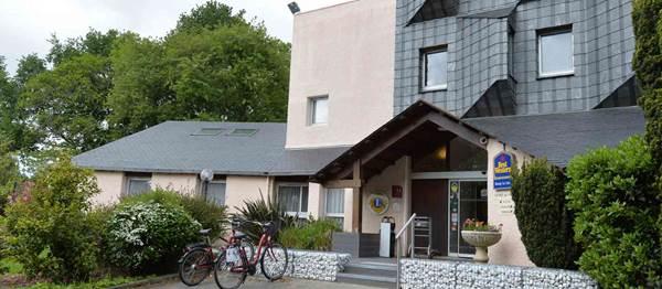 Hôtel-Restaurant Best Western Auray Le Loch