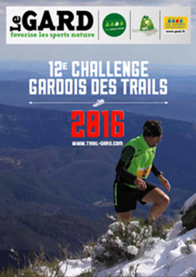 Challenge gardois des trails 2015