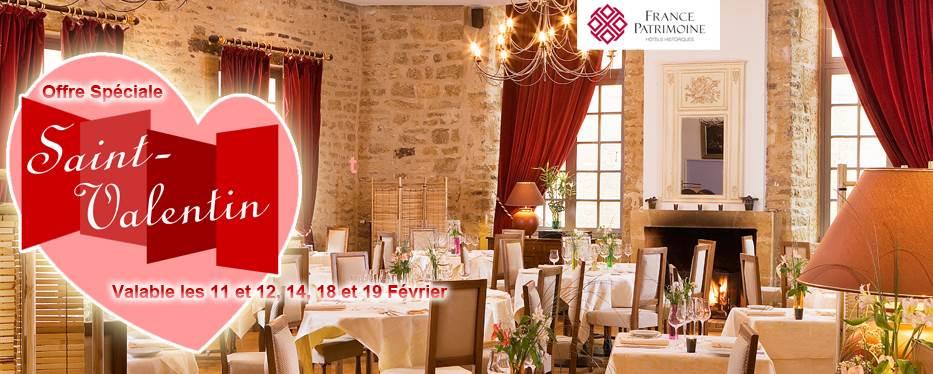 Offre Spéciale Saint Valentin au Château Fort de Sedan