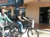 Location de vélos électriques WeRide Leucate