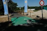 Voie verte du Pont du Gard
