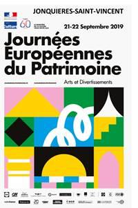 Journées Européennes du Patrimoine de Jonquières-Saint-Vincent