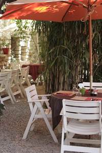 Restaurant Les Jardins d'été de la Chartreuse
