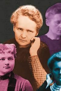 Exposition au Visiatome : Marie Curie, la femme aux deux prix nobel