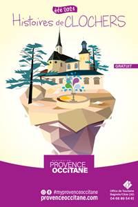 Histoires de clochers à St Julien de Peyrolas