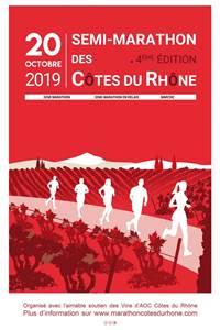 Semi-marathon des Côtes du Rhône