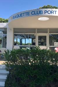 Raquette Club Port Camargue