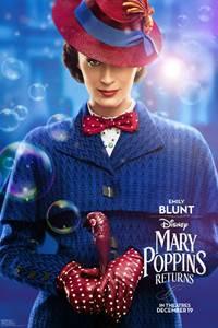 Ciné sous les étoiles - le retour de Mary Poppins