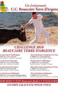 "Course Camarguaise ""Challenge Beaucaire Terre d'Argence"" Vallabrègues"