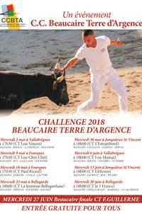 "Course Camarguaise ""Challenge Beaucaire Terre d'Argence"" Bellegarde"
